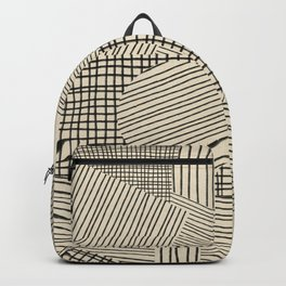 Old Collage Backpack