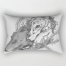 Galgos Rectangular Pillow