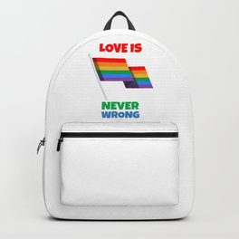 Love for everyone Backpack
