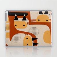 SIMPLE THREE Laptop & iPad Skin