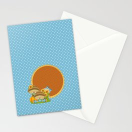Country Bumpkin Bears Stationery Cards