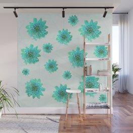 Mint flavor Wall Mural