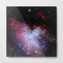 Eagle Nebula / pillars of creation Metal Print