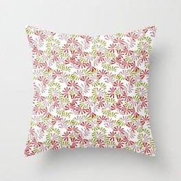 Cinnamon Bonsai Throw Pillow