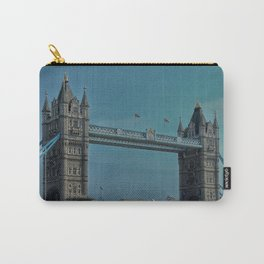 The Tower Bridge in London Carry-All Pouch