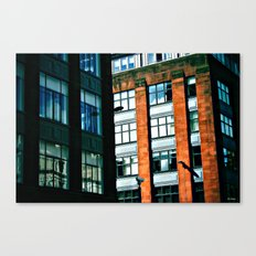 Glasgow Canvas Print