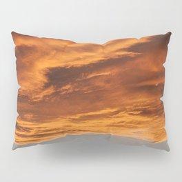 Wheat Field at Sunset Pillow Sham