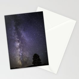 MilkyWay and Tree Stationery Cards