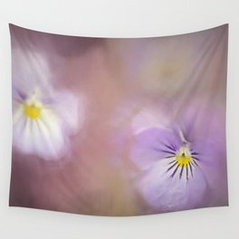 Elegance of Spring Wall Tapestry