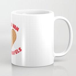 Ik Hou Van Stroopwafels Coffee Mug