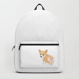 Welsh Corgi puppy Backpack