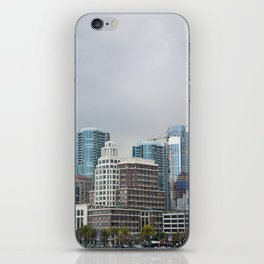 Downtown San Francisco, Changing Skyline iPhone Skin