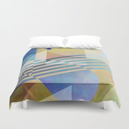 Abstract 2017 031 Duvet Cover