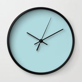 Simply Pretty Blue Wall Clock