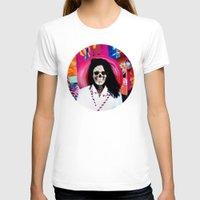 bjork T-shirts featuring Bjork Tee! by Eric Terino