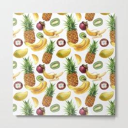 Oh, my fruit Metal Print