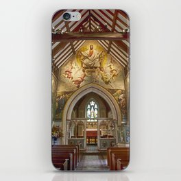 Berwick Church iPhone Skin