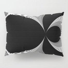 Fractal - Open Door Pillow Sham
