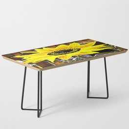 Sunflower Love Coffee Table