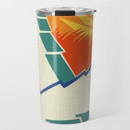 AGONDA Art Deco Modern: FISH BOWL Travel Mug