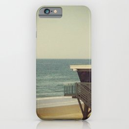 Guard Your Life iPhone Case