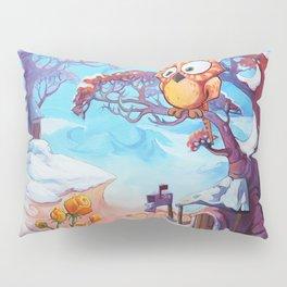 Hibouvernal Pillow Sham