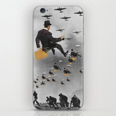 BUSINESS OF WAR iPhone Skin