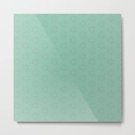 Vibrant Pattern- 7 Metal Print