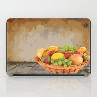 fruit iPad Cases featuring fruit by Shea33