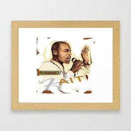 Sounds Of Haiti Framed Art Print