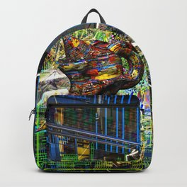 OPERATION AMAZED PALACE initial attack Backpack