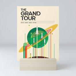 The Grand Tour Mini Art Print