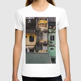 Hanoi houses T-shirt