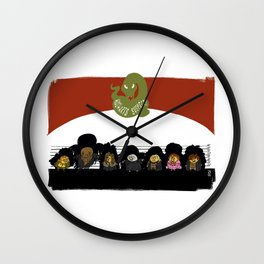UNUSUAL SUSPECTS : Hogwarts Wall Clock