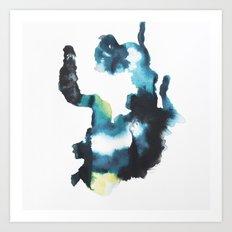 Rift Away Art Print