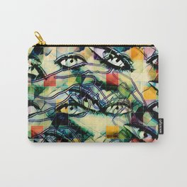 I'LL BE WATCHING YOU Carry-All Pouch