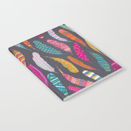 Flight Pattern Notebook