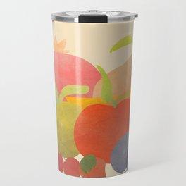 A Bundle of Fruit Travel Mug