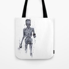 Trying To Cut Down. Tote Bag