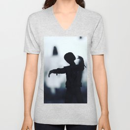 Thriller Nights  Unisex V-Neck