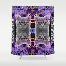 FABOLOUS BITCH Shower Curtain