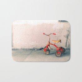 Childs Vintage Tricycle Bath Mat
