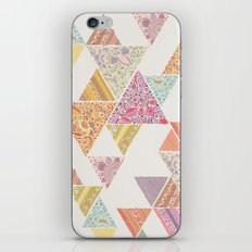 Triunity iPhone & iPod Skin