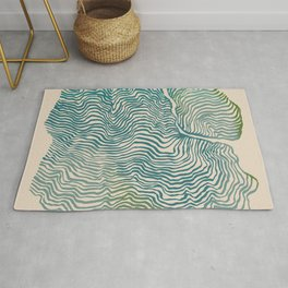 Summer Currents Rug