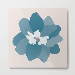 My Favorite Flower Metal Print