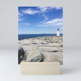 Lighthouses Mini Art Print