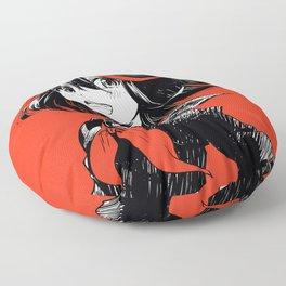 Ryuko Matoi - Kill La Kill Floor Pillow