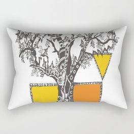 The Beyonder Oak Rectangular Pillow