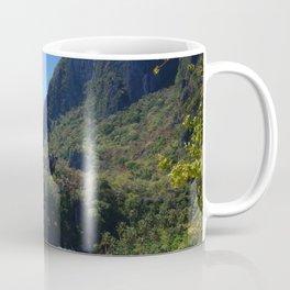 The Private Beach Coffee Mug