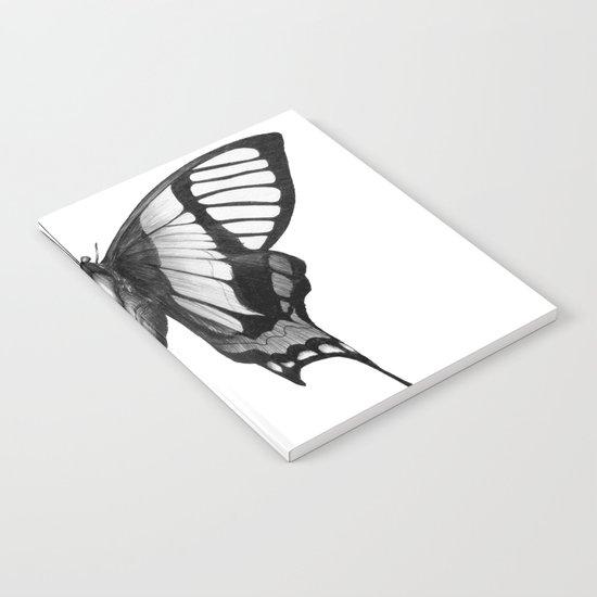 Butterfly Wings Notebook